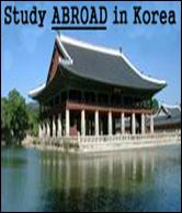 poster for Studying Abroad in Korea